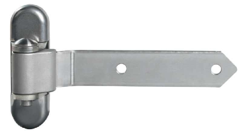 180 degree Hinge for Wooden Gates, Steel & Stainless Steel Composition