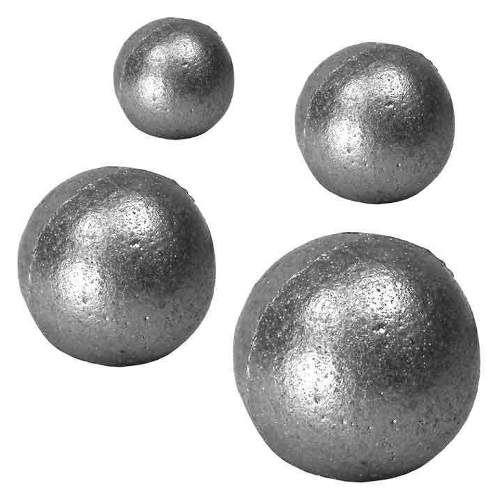 Solid Aluminum Balls