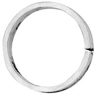 """9/16"""" sq. Aluminum Circle, 3-15/16"""" OD"""