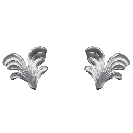 """Aluminum Left and Right Leaves, Double Sided, 2-3/8"""" Tall"""