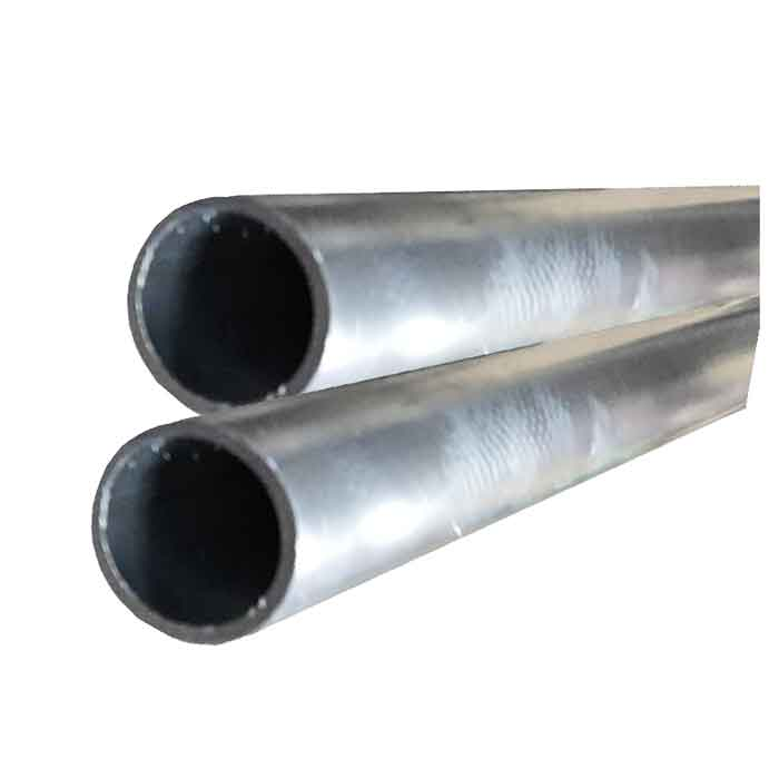 """Aluminum Pipe, Schedule 40, 20FT for 1-1/4"""" and 1-1/2"""" Sch. 40 Pipe"""