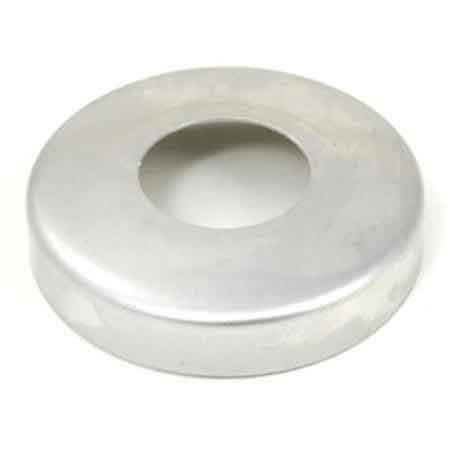 "Aluminum Snap-On Cover Canopy Flange for 1-1/4"" and 1-1/2"" Sch. 40 Pipe"