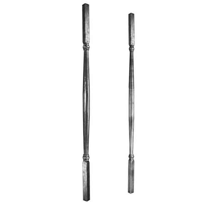 Tubular Post and Baluster