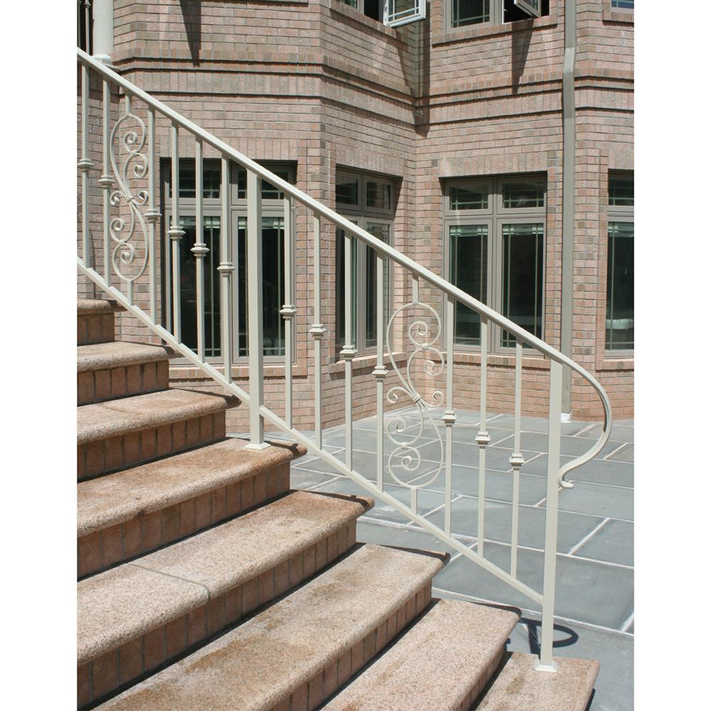 Decorative Aluminum Stair Railing