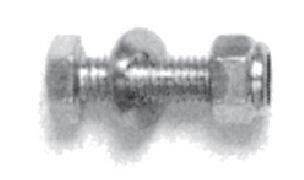 Steel Bolt, M8 x 30