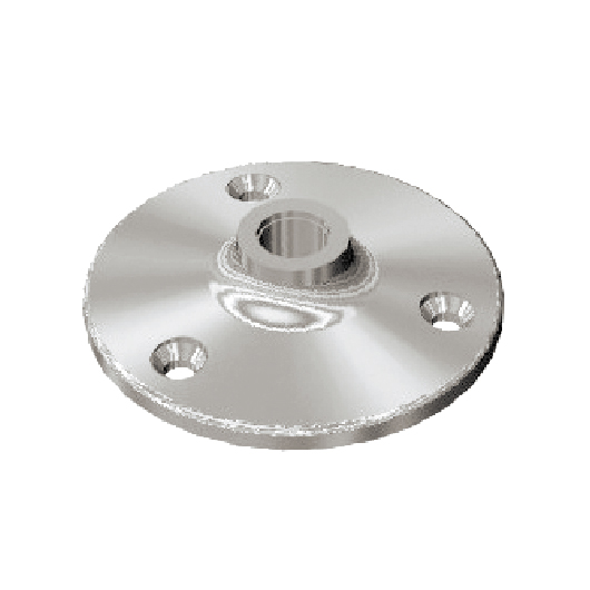 Mounting Plate Bracket in 316 Satin Stainless Steel