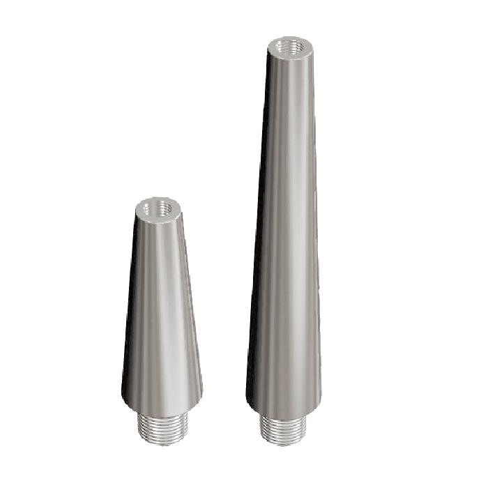 Bracket Stems in 316 Satin Stainless Steel