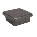 """Cast Iron Plugs to fit in 1-1/2"""" sq. and 2"""" sq."""