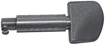 "Sliding Gate Catch Bolt for 1-1/2"" Gate Frame"