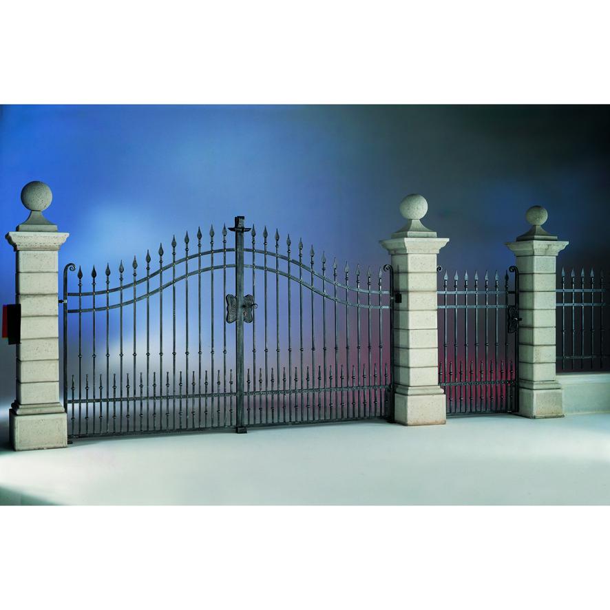 Centaur Estate and Pedestrian Gate