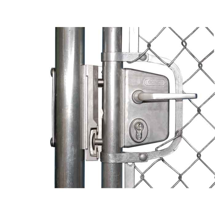 Chain Link Tension Bar Adapter for Gate Locks
