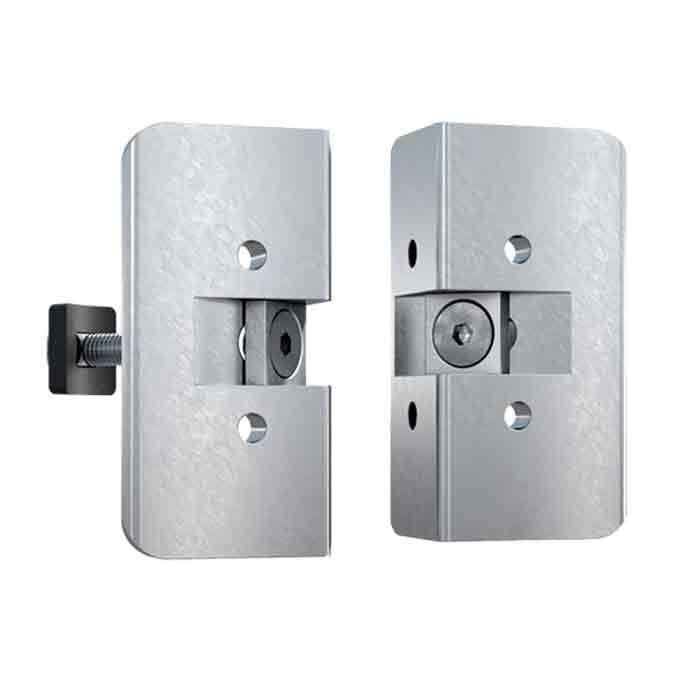 Chain link bracket for DINO Hinges