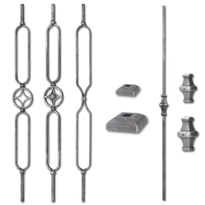 Grande Forge City Series Balusters