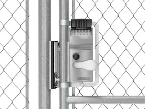Chain Link Tension Bar for Vinci Code Locks