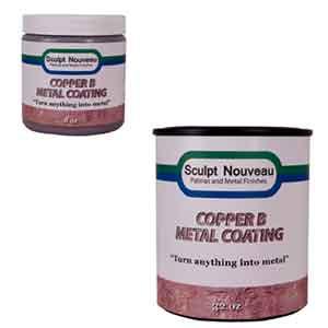 Copper Metal Coating / Class B