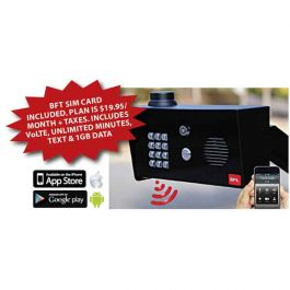 Cellular Call Box Access Control System with Keypad