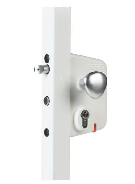 Electric Swing Gate Lock, Fits 1-1/2