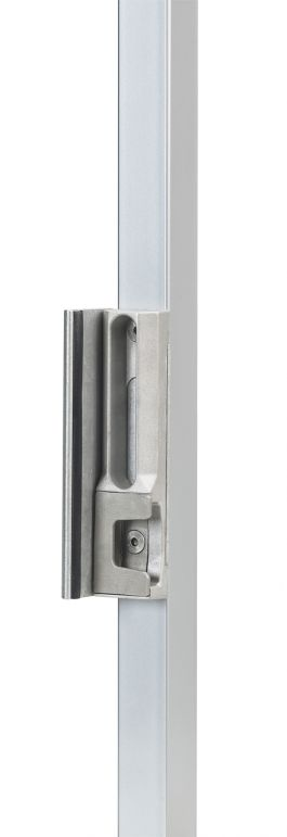 Security Keep for Square Posts, Aluminum