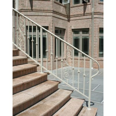 Decorative Aluminum Stair Railing