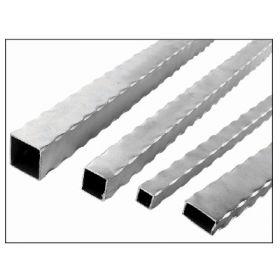 Aluminum Edge/Corner Hammered Tubing
