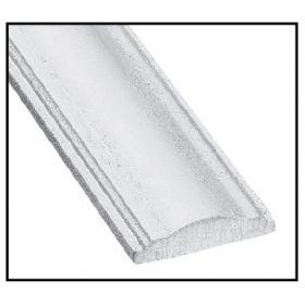 "1-7/8"" Wide Aluminum Handrail Molding, 10FT"