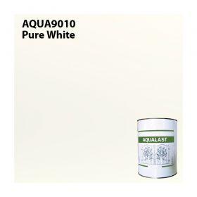Aqualast Pure White Metal Paint