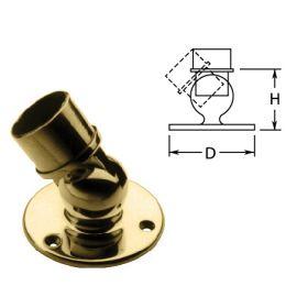 """2"""" Brass Adjustable Flange **LIMITED STOCK**"""