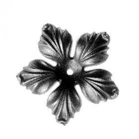 """Cast Steel Daffodil Petal, 3-9/16"""" dia."""