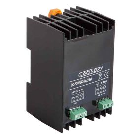 Safety Power Supply 24V DC / 25W. Use with Powerboxes PB-1-ZILV or PB-1-9005