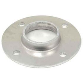 Aluminum Base Flanges with Four Holes