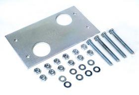 Adjustable Foundation Plate for FAAC Model 844ER