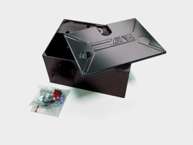 Foundation Box, Right Hand, for SUB UL Underground Gate Operator