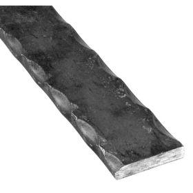 "Hammered Flat Bar, Steel, 19'8"" long"