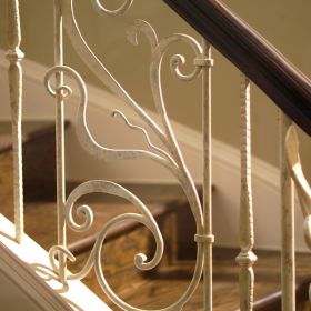 Rebecca Prefabricated Ornamental Railing Panels