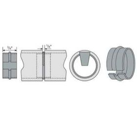 Stainless Steel Wedge-Lock Connectors