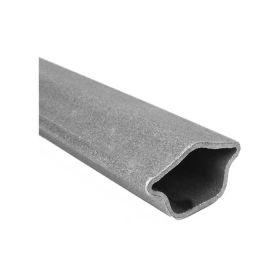 "1-3/4"" wide Tubular Steel Handrail, 20FT"