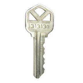 Duplicate Key for MagnaLatch Series 3, LokkLatch Magnetic Keyed Alike Models and all KSA Models