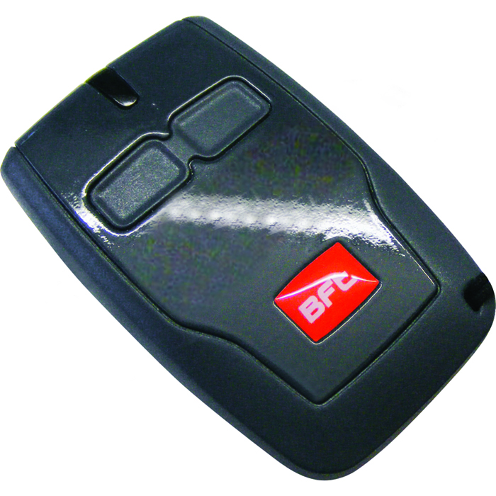 Remote Control for BFT Gate Operators, 2 Channel