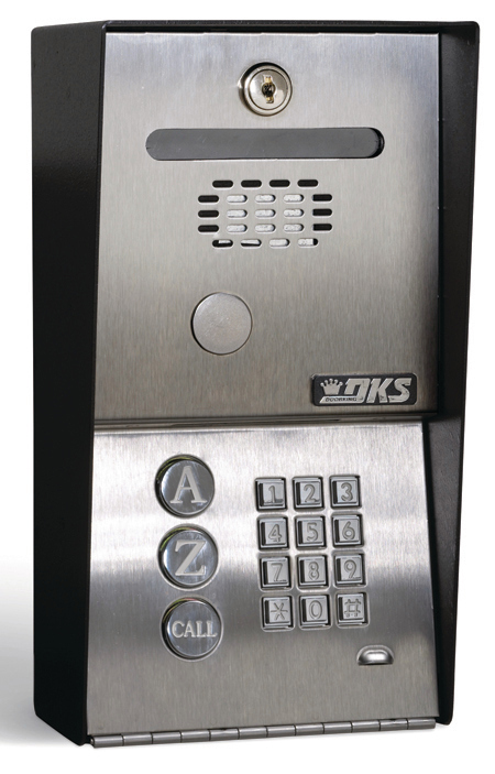 DoorKing 1802-EPD Surface Mount Telephone Entry System