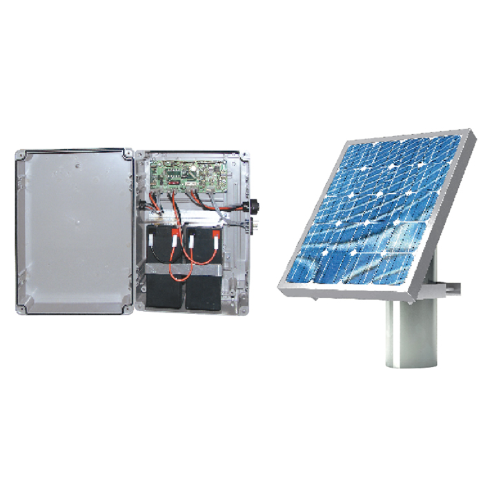 Ecosol Kit - Includes Interface, Solar Panel & 15' of Cable