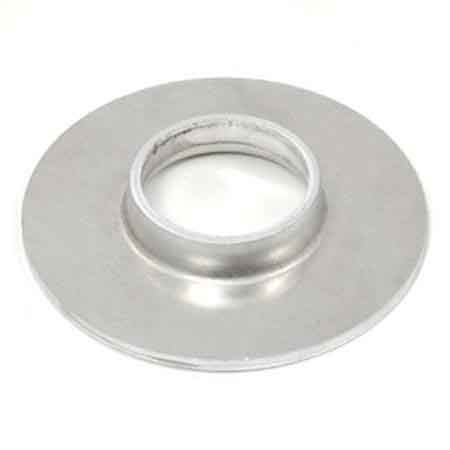 "Aluminum Extra Heavy Flat Plain Base Flanges for 1-1/4"" and 1-1/2"" Sch. 40 Pipe"