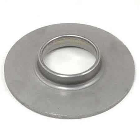 """Stainless Steel Extra Heavy Flat Plain Base Flanges for 1-1/4"""" and 1-1/2"""" Sch. 40 Pipe"""