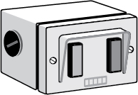 FAAC Two-Button Switch