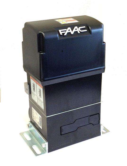 DISCONTINUED FAAC Model 844ER Chain Slide Gate Operator