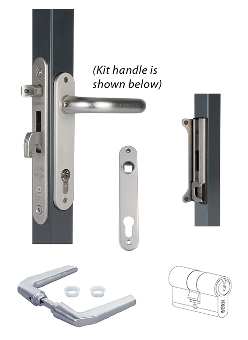 DISCONTINUED - FORTYLOCK Insert Lock Kit for 2