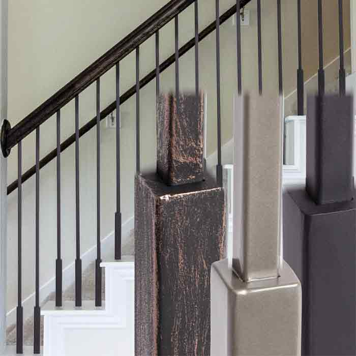 Foundation Balusters from House of Forgings