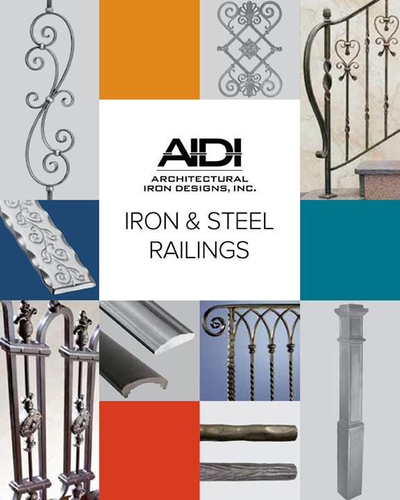 Iron & Steel Railings
