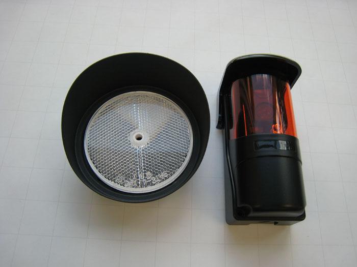 Polarized Reflective Photocell