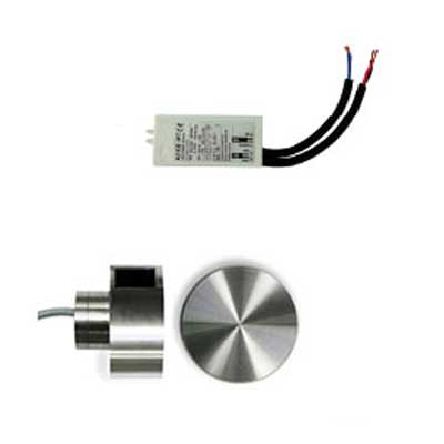 LED Post System Components