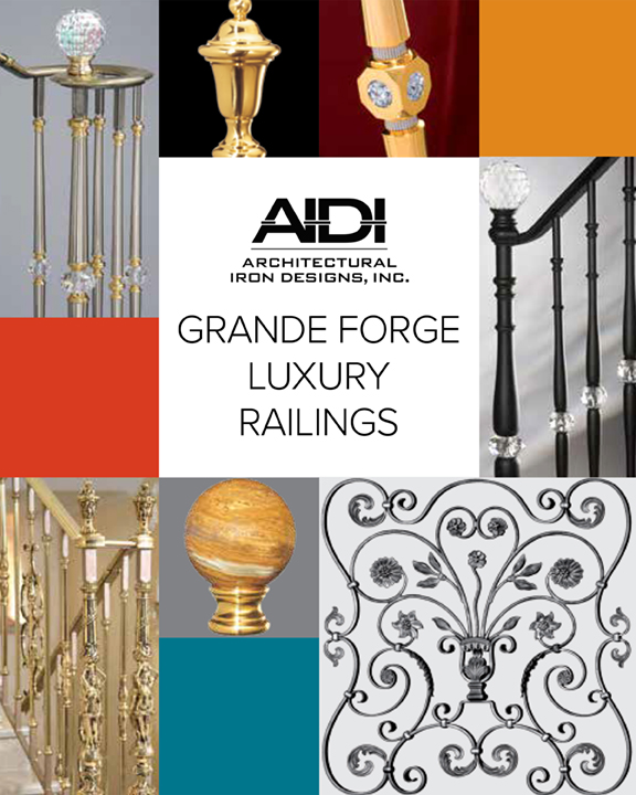 Grande Forge Luxury Railings